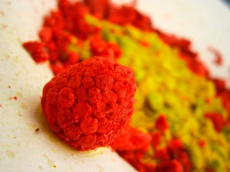 Raspberry@Pistachio@Citrus
