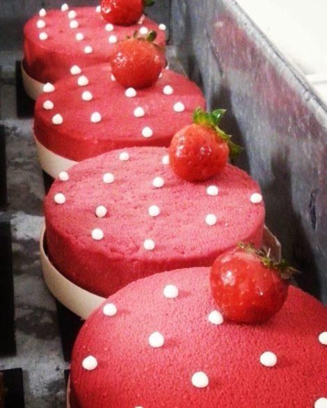 Miss Strawberry…